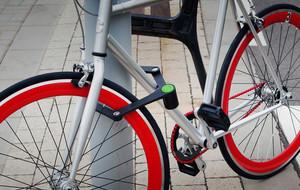 The Premium Folding Bike Lock