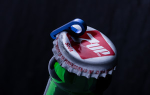 The Smallest Titanium Bottle Opener