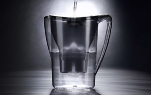 The Smart Filtered Water Pitcher