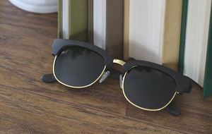 Handcrafted Eco-Friendly Wood Sunglasses