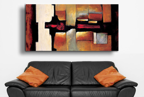 Abstract Canvases & Prints