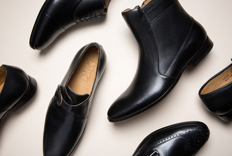 Handsome Leather Shoes for Everyday