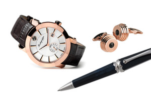Watches, Pens, and Cufflinks