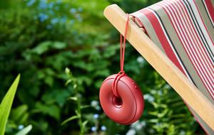 The Hoop Speaker