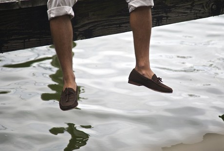 Luxe Leather Loafers