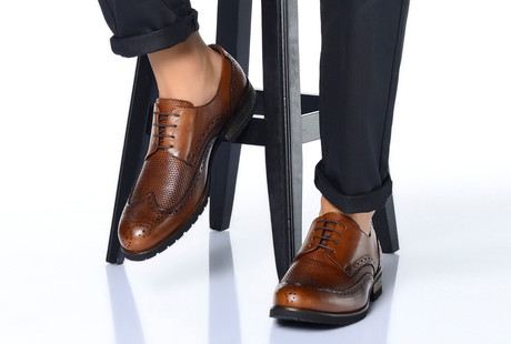 Swank Leather Shoes