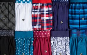 Last Grab: Socks + Underwear