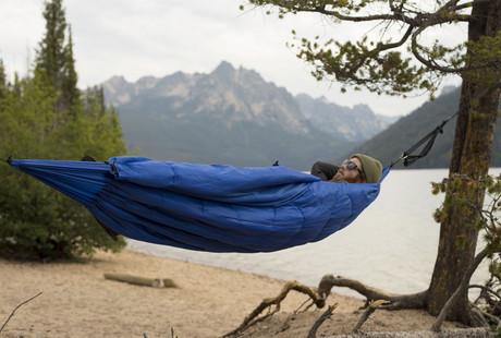 Sleeping Bag Hammocks