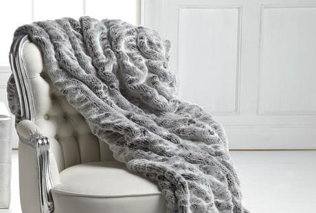 Faux Fur Blankets