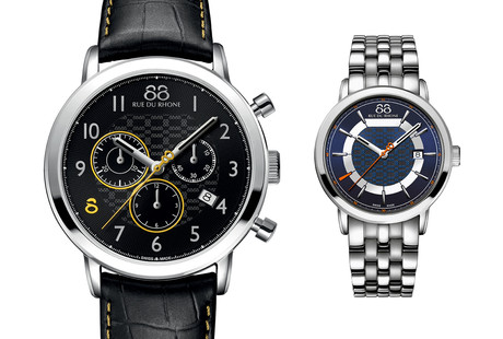 Refined + Sophisticated Watches