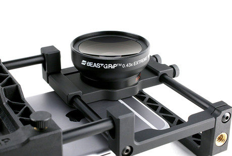 The Universal iPhone Camera Mount