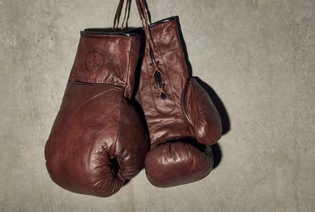 Leather Basketball + Sport Goods