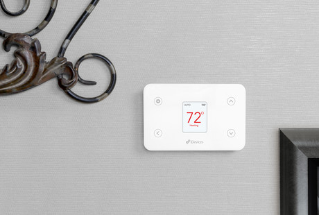 The Wireless Home Thermostat