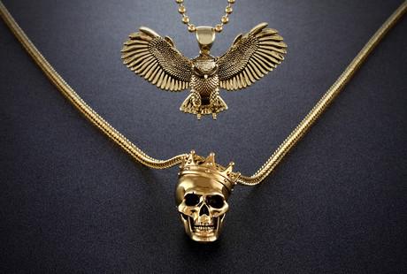 Royal Men's Jewelry