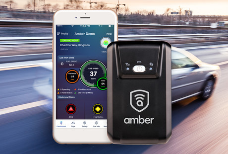 The Car Tracking & Safety Device
