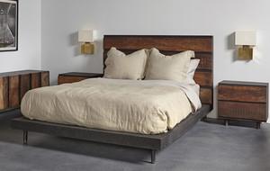 Industrial Modern Bedroom Furniture