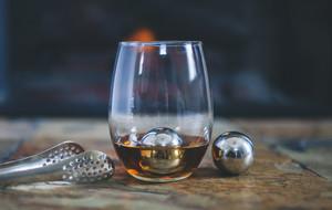 Whiskey Balls + Rods