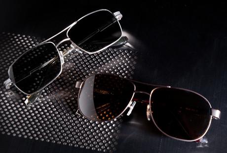 Sunglasses With Serious Attitude