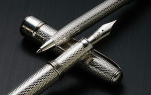 Solid Sterling Silver Pens