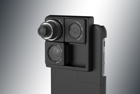 Modular Camera Phone Cases