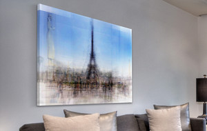 Architecture On Canvas