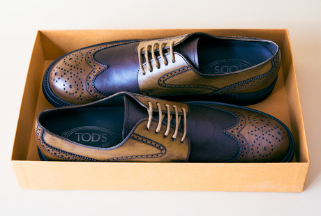 Footwear Handcrafted in Italy