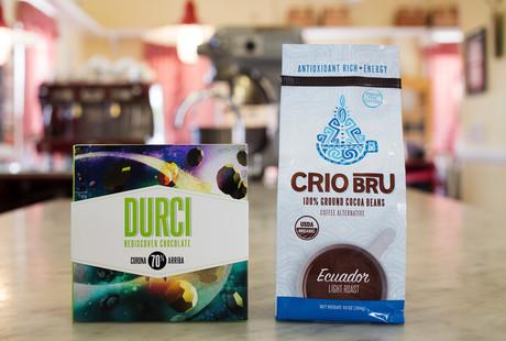 100% Cocoa Coffee Alternative