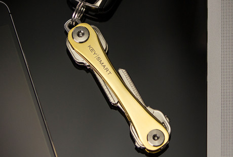 The 24K Gold Key Tool Gadget