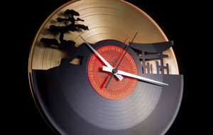Classic Vinyl Wall Clocks