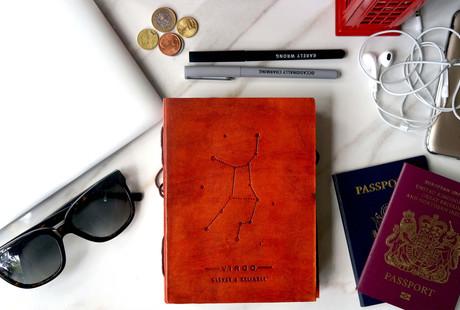 Horoscope-Inspired Journals