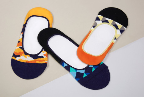 Socks for the Bright and Bold