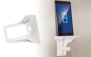 Electronic Charging Shelf