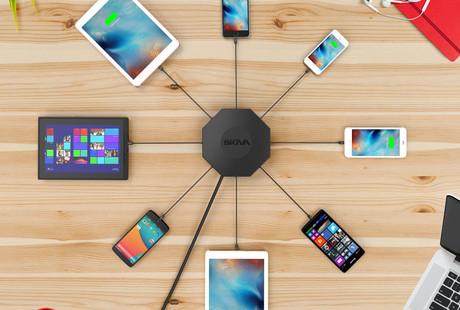 Mega Charging Hubs