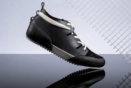 Artisan-Made Leather Kicks