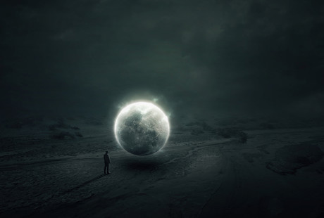 Dark & Whimsical Landscapes
