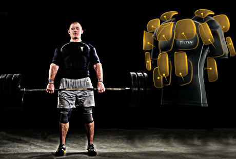 Weighted Compression Clothing