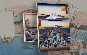 Japanese Canvas Art