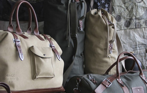 WWI-Inspired Bags