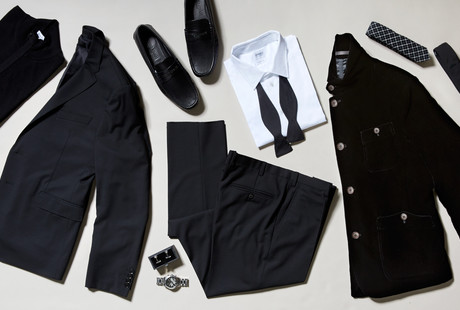 Designer Suiting + Essentials