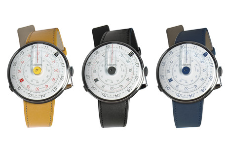 Uniquely Individual Watches