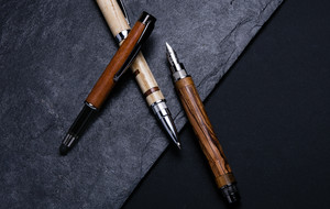 Handcrafted Writing Instruments & Accessories