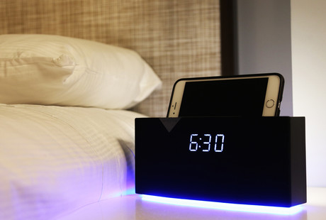 The Intelligent Alarm Clock