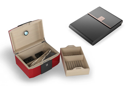 Luxury Humidors and Smoking Accessories