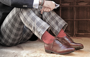 Handsome Handmade Leather Shoes