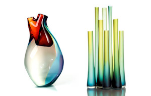 Exquisite Glass Sculptures