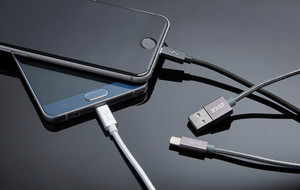 Sleek Charge + Sync Cables