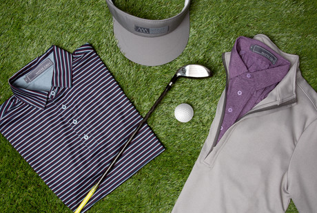 A Fresh New Take on Golfwear