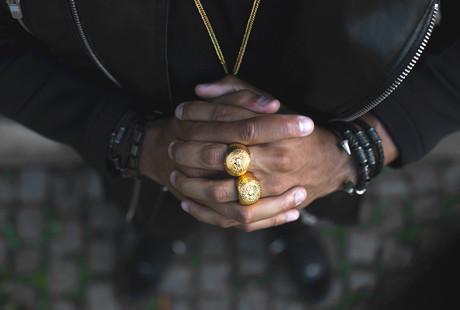 Contemporary Leather Bracelets