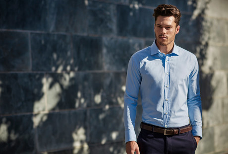 Dress Shirts + Ties for a Luxe Look
