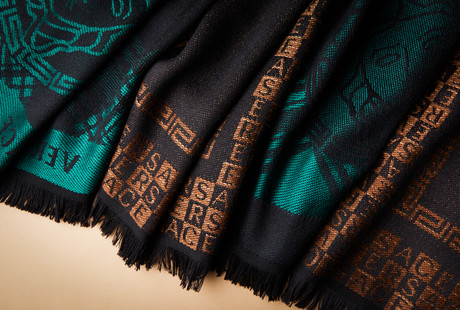 Luxurious Wool Scarves